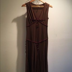 Max studio BOhemian dress